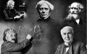 با ۱۰ دانشمند نامی تمام اعصار آشنا شوید