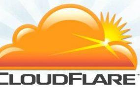 سرویس CloudFlare و افزایش سرعت و امنیت سایت