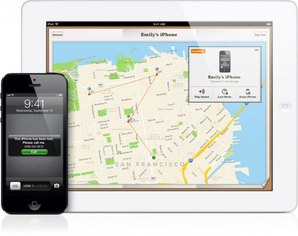 Apple Find My iPhone