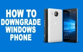 آموزش فلش گوشی های لومیا با Windows Device Recovery Tool