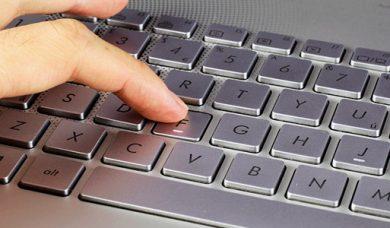 آیا میدانید چرا روی کلیدهای F، J و ۵ صفحهکلید برآمدگی وجود دارد؟
