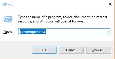 Computer Management Command